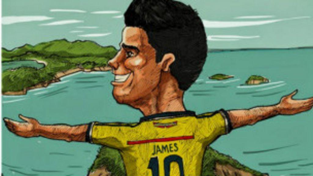 #SalaSocial: Colombianos cantam vitória nas redes sociais - BBC ...
