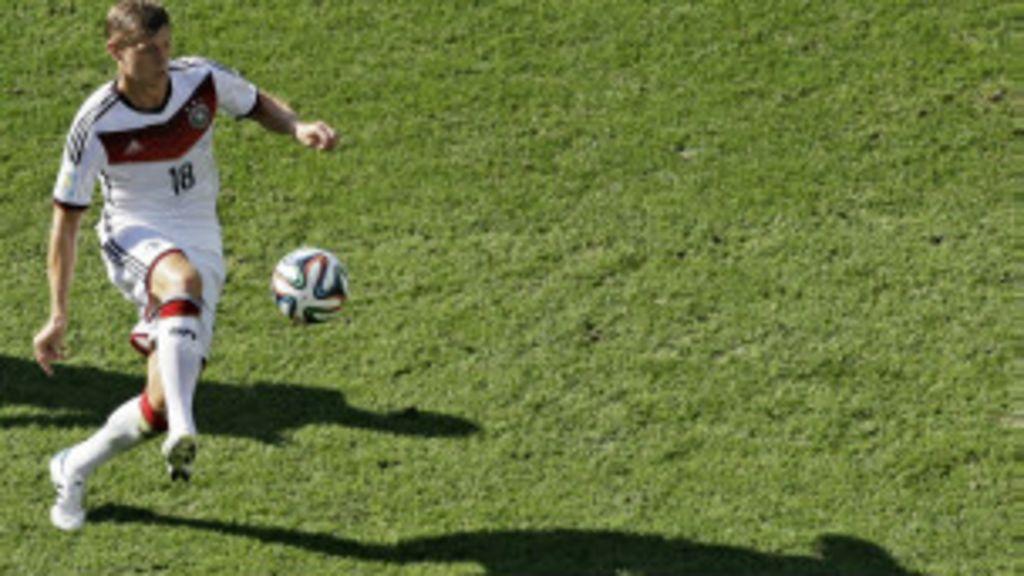 Seleção brasileira é a que menos correu entre semifinalistas - BBC ...