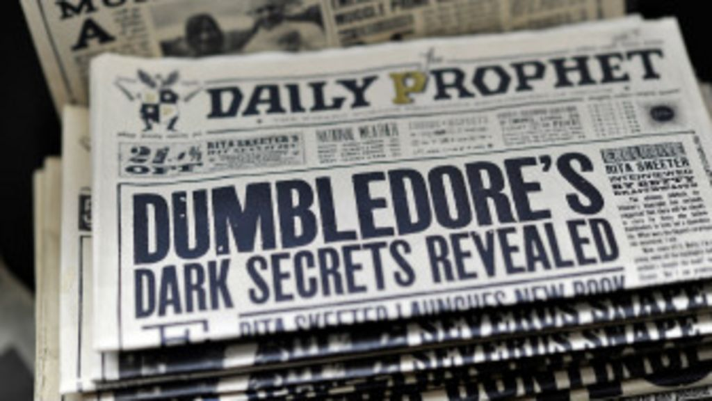 La historia que cuenta la vida de Harry Potter a los 33 años - BBC ...