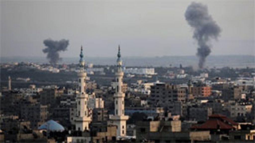 ONU pede cessar-fogo na Faixa de Gaza - BBC Brasil