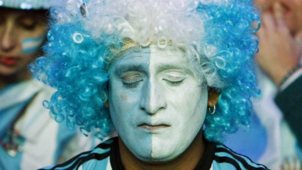 Em Buenos Aires, ' tristeza' se mistura a 'orgulho' por seleção argentina