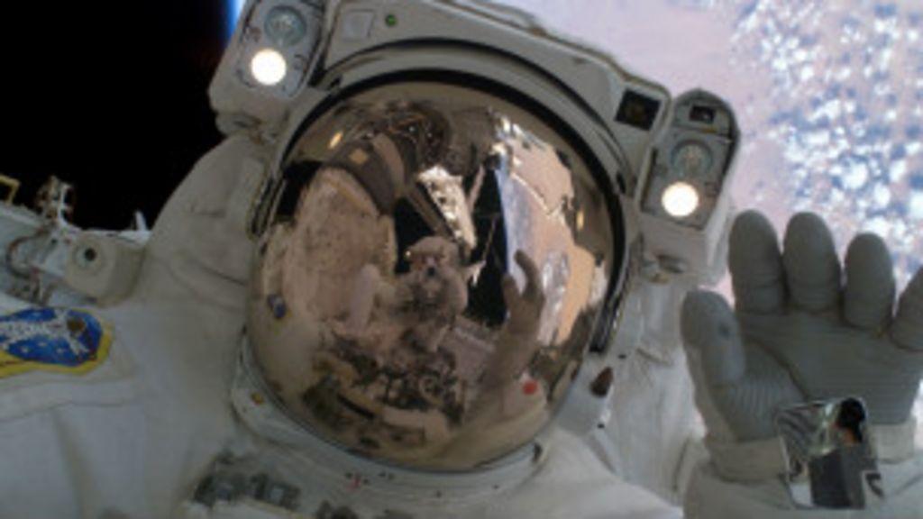 os cinco maiores improvisos de astronautas