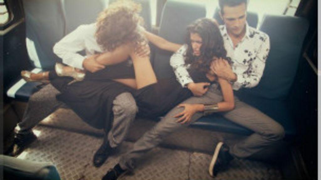 Ensaio de moda criticado por 'glamurizar estupro' causa polêmica ...