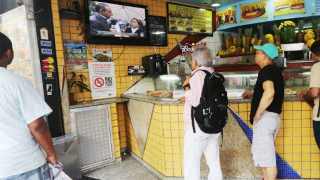 Brasil amanhece em choque após morte de Eduardo Campos - BBC ...
