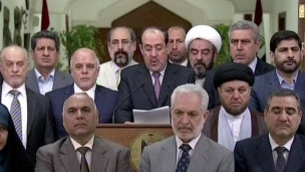 Premiê do Iraque aceita renunciar para dar fim a entrave político ...