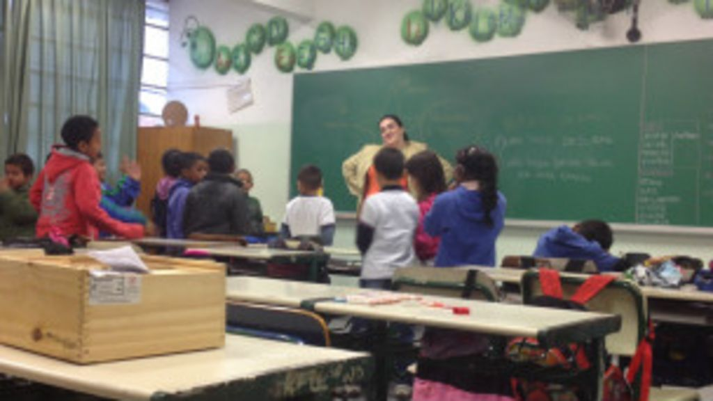 Escola usa aulas de respeito e honestidade para combater violência