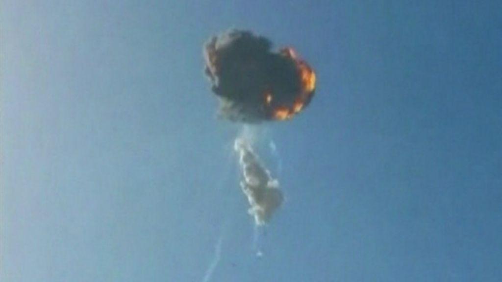 Foguete da SpaceX explode segundos após lançamento - BBC Brasil
