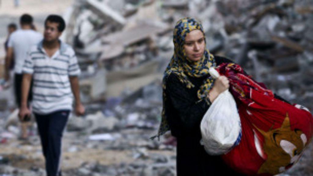 Israel e palestinos discordam sobre negociações após cessar-fogo ...