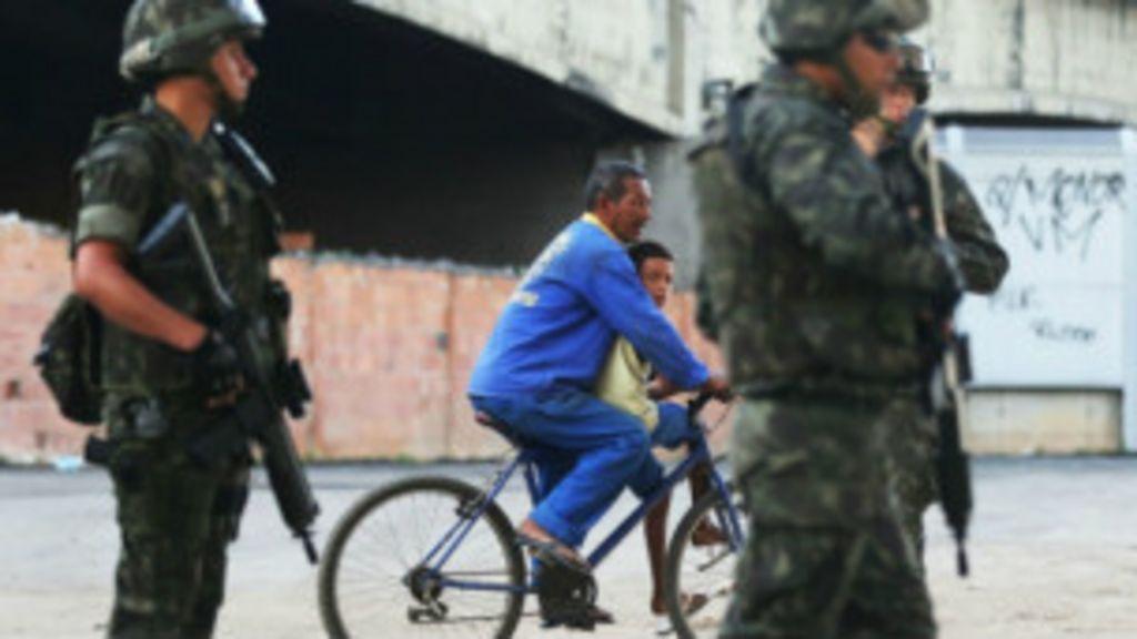 Rio pede forças federais para garantir campanha e votação - BBC ...