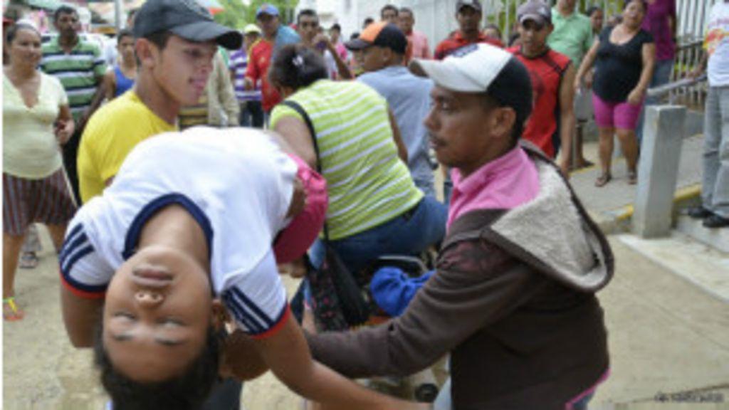 O mistério por trás do desmaio de 200 meninas na Colômbia - BBC ...