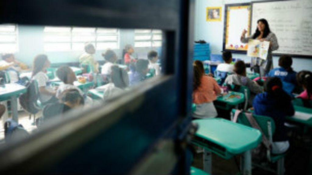 Brasil dá mais do PIB para educação que países ricos, mas gasto ...