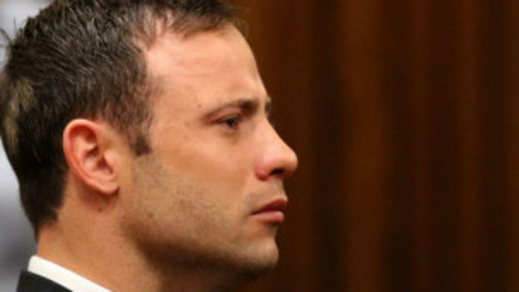 Pistorius é condenado por homicídio culposo da namorada - BBC ...
