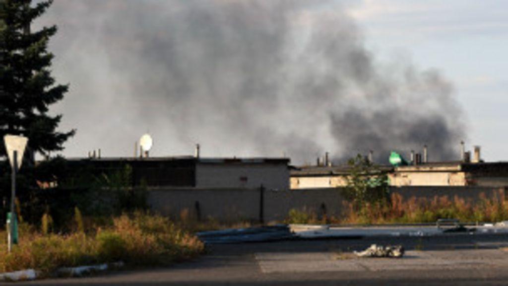 Novo ataque rebelde ameaça cessar-fogo na Ucrânia - BBC Brasil