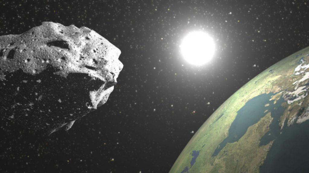 Nasa desmente megacolisão de asteroide que destruiria EUA - BBC ...