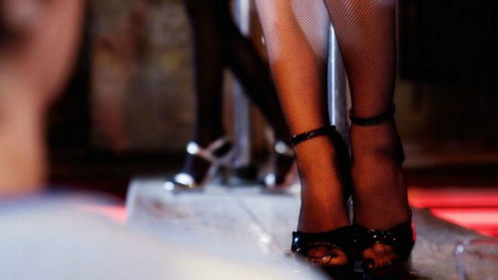 Bailarinas Eroticas 2