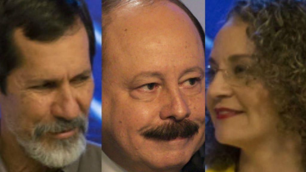 #SalaSocial: Briga entre Fidelix, Jorge e Genro reacende confronto ...