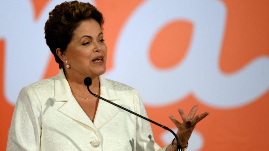 Dilma vence 1º turno com menor votação desde Collor - BBC Brasil