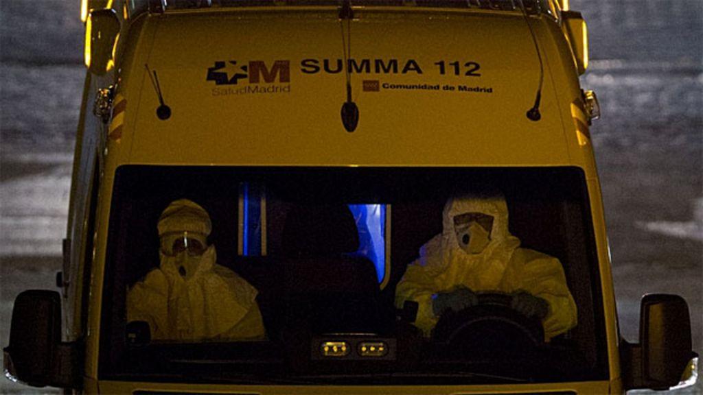 Risco de ebola chegar ao Brasil é de 5%, diz estudo - BBC Brasil