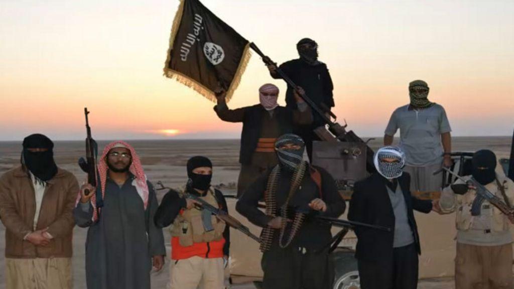 'Estado Islâmico' mata dois jornalistas no Iraque - BBC Brasil