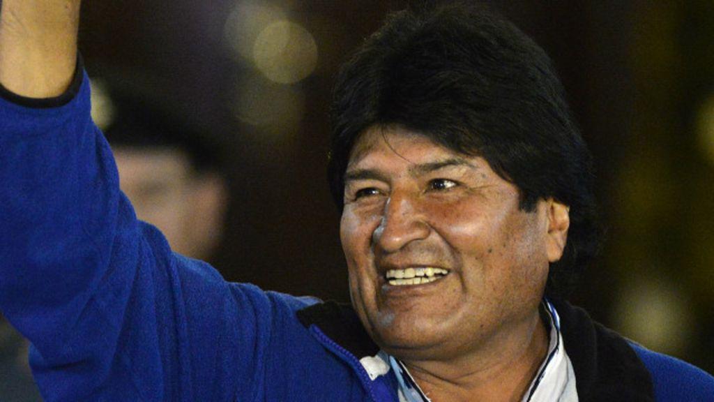 Morales descarta quarto mandato e diz que quer visitar Lula - BBC ...
