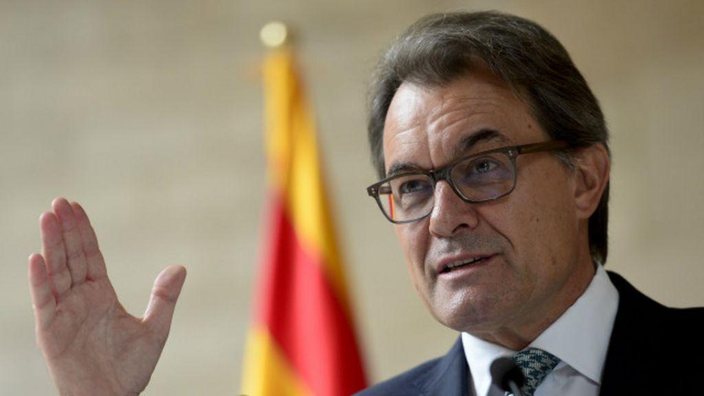 Sem referendo, Catalunha terá votação simbólica sobre ...