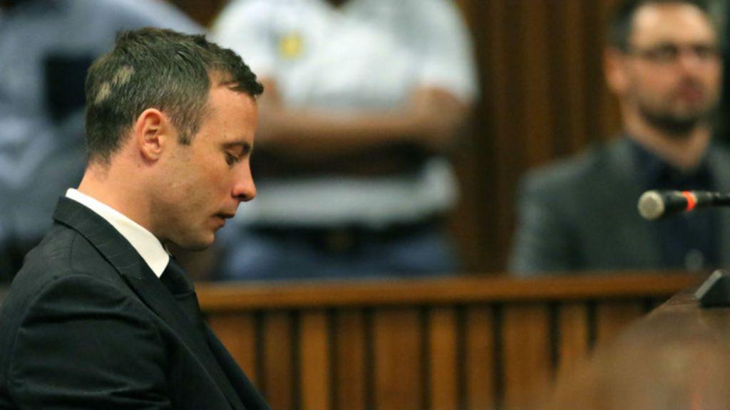 Do pódio à cadeia: Relembre a trajetória de Oscar Pistorius - BBC ...