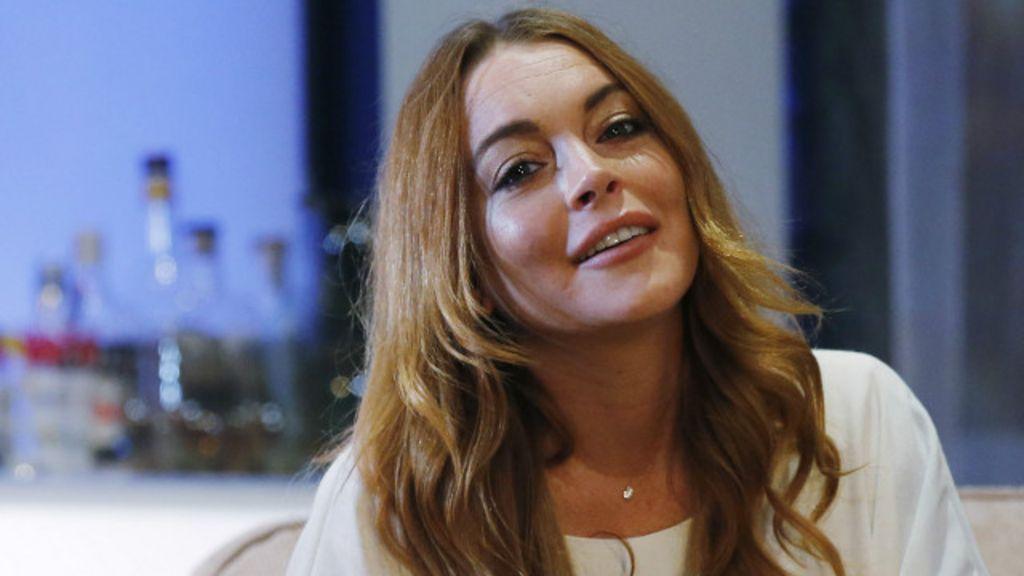 #SalaSocial: 'Lindsay Lohan quer mudança também', conta ...