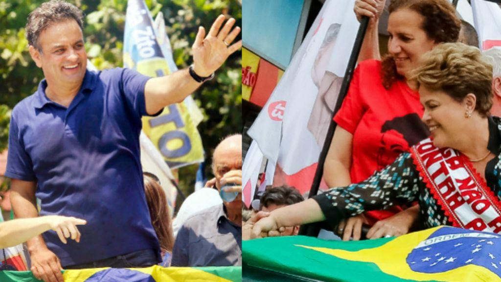 De Copacabana a Duque de Caxias: Um dia de campanha no Rio ...