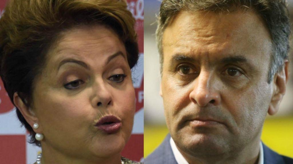 #SalaSocial: Dilma e Aécio travam último debate das eleições 2014 ...
