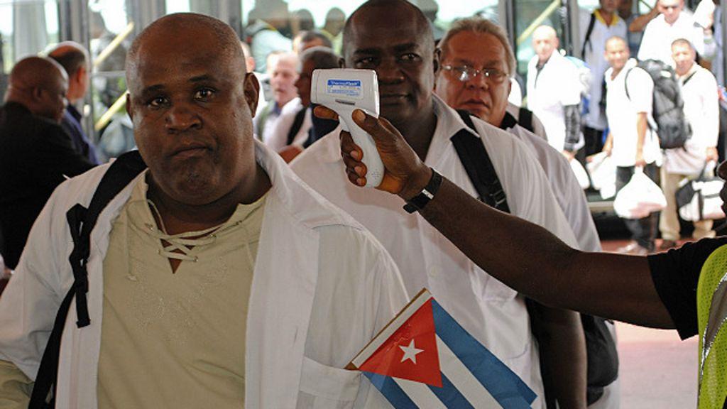 ¿Está justificada la fama de la calidad de los médicos cubanos ...
