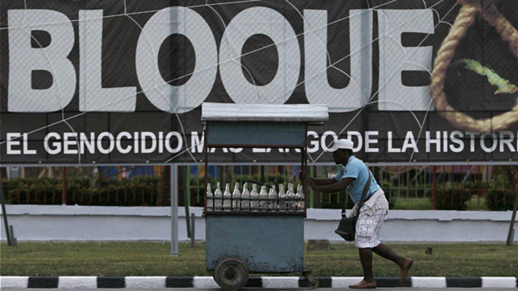Por que o 'New York Times' quer fim do embargo a Cuba? - BBC ...
