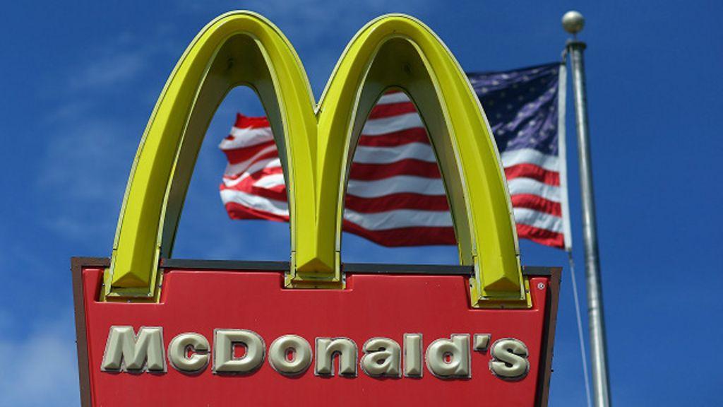 McDonald's tem piores vendas globais em uma década - BBC Brasil