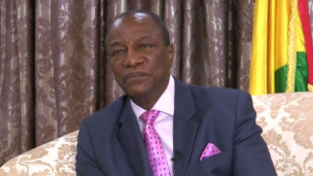 Guin e le ministre de l 39 int rieur limog bbc afrique for Le ministre de l interieur