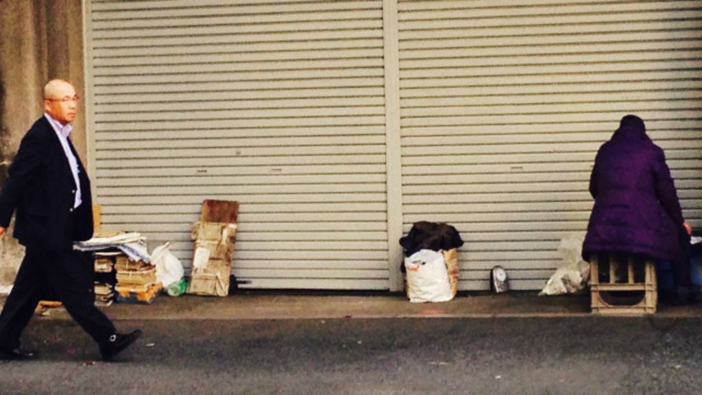Número de pobres no Japão cresce; brasileiros também vivem ...