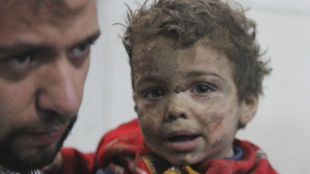 Síria: a história do conflito em 8 pontos - BBC Brasil