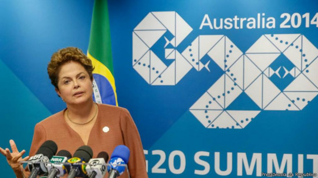 No G20, Dilma diz que Lava Jato vai ' mudar o Brasil' e volta a falar ...