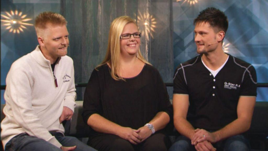 ' Casal de três' alimenta debate sobre nova família na Suécia - BBC ...