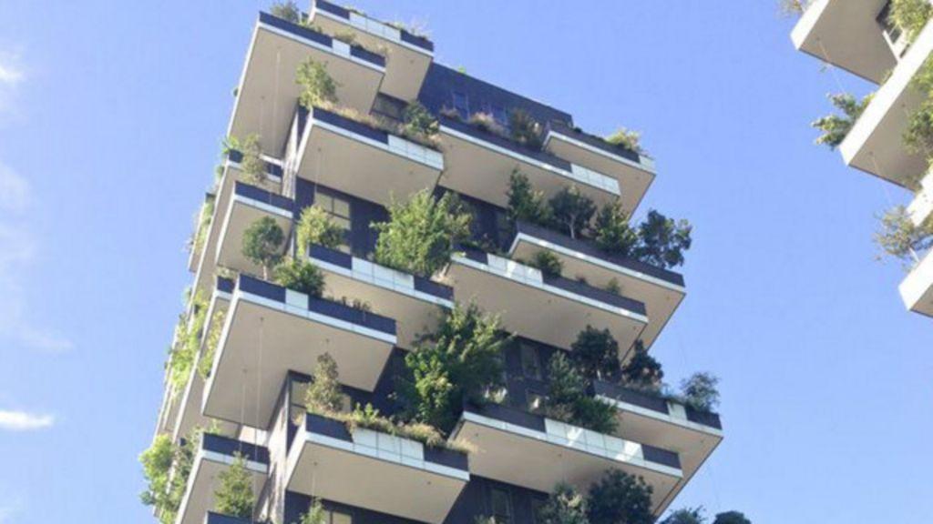 'Bosque suspenso' de Milão pode indicar futuro arquitetônico das ...