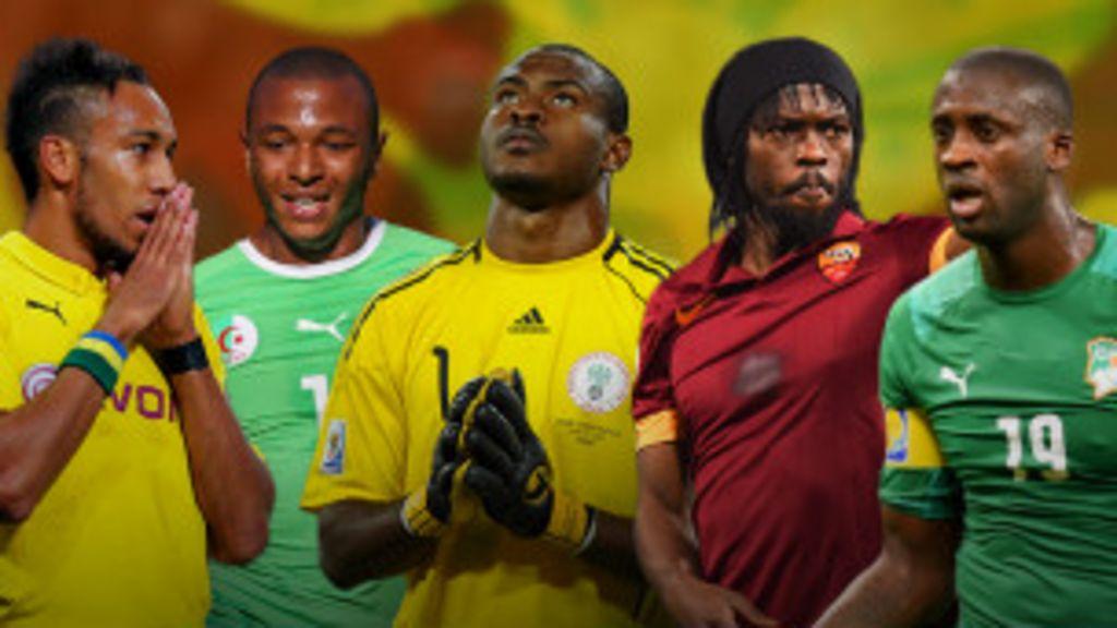 Za a sanar da gwarzon dan kwallon BBC - BBC Hausa