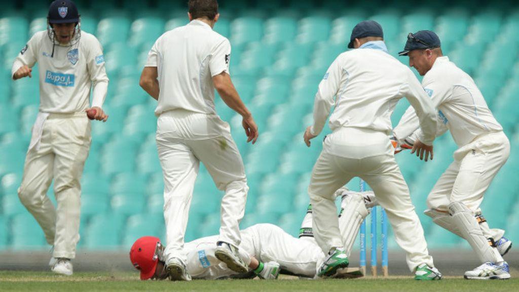 Jogador de críquete morre após ser atingido por bola durante jogo ...