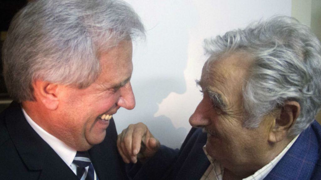 Uruguai: Vázquez vence e governará com apoio no Congresso ...
