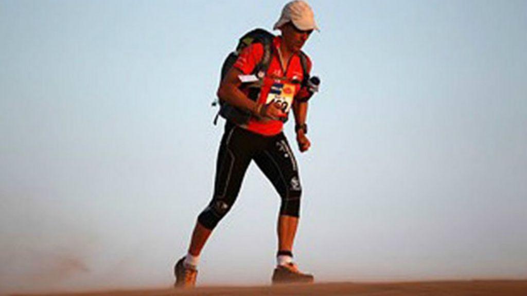 'Bebi urina e sangue de morcego para sobreviver no Saara' - BBC ...