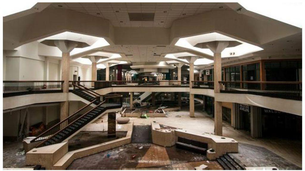 Os shoppings centers estão fadados a sumir do mapa americano ...