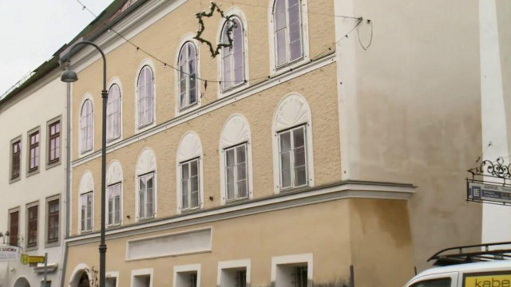 Casa onde Hitler nasceu dá dor de cabeça à Áustria - BBC Brasil