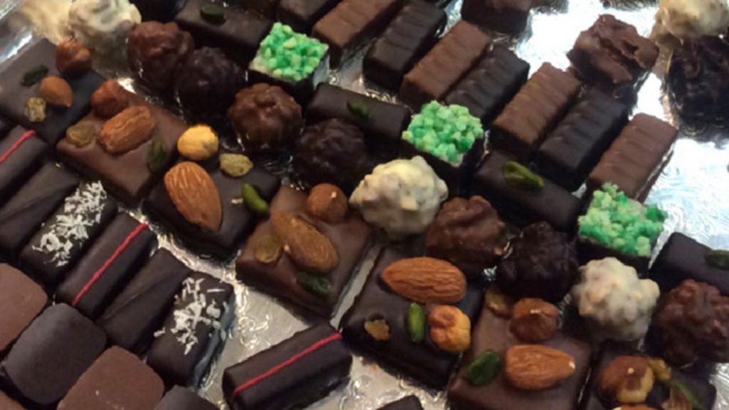 Seria este o chocolate mais romântico já feito no mundo? - BBC Brasil