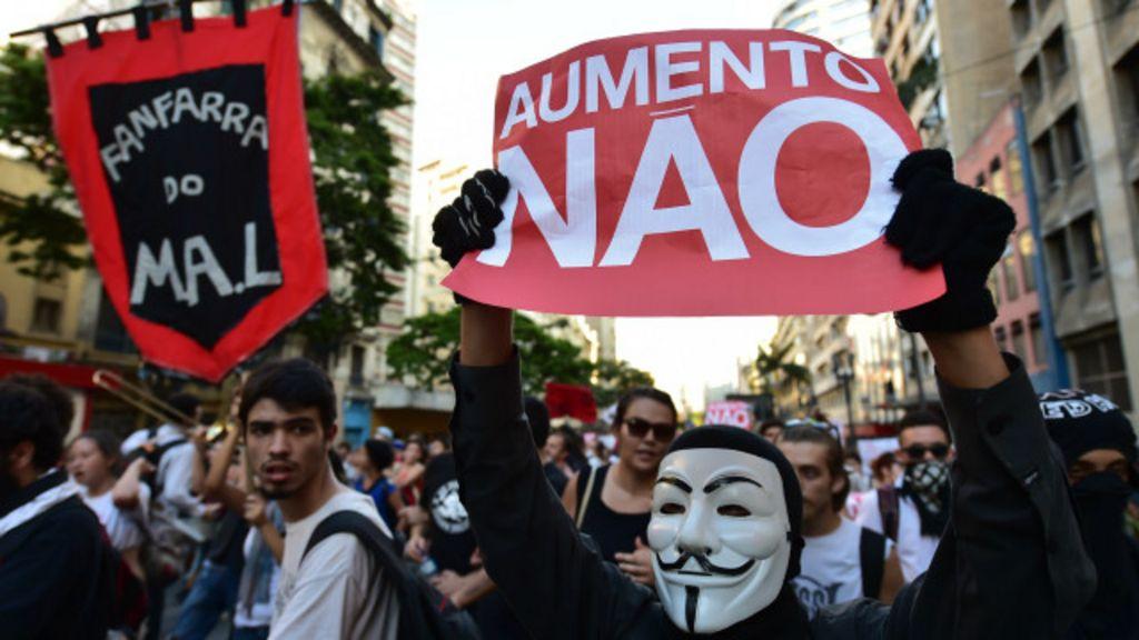 Transporte público deve ser gratuito? - BBC Brasil