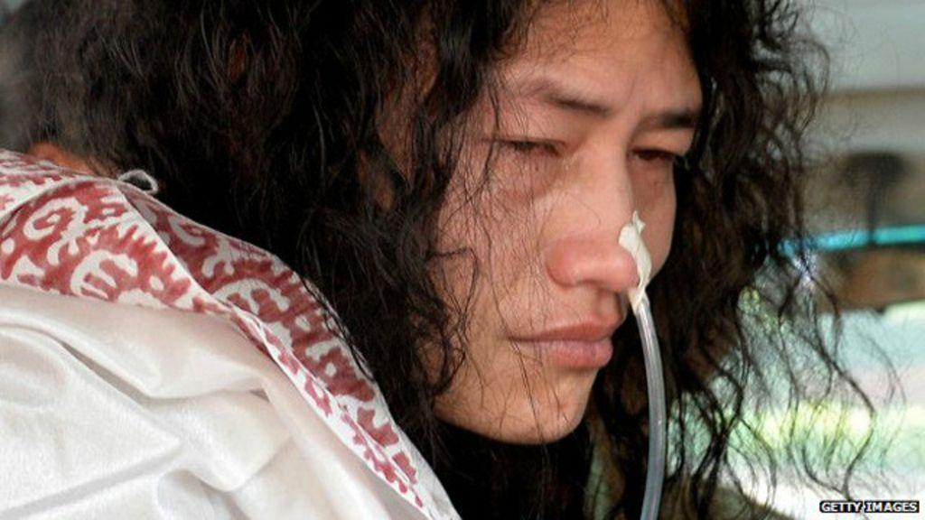 Indiana em greve de fome há 14 anos chama atenção para abusos ...
