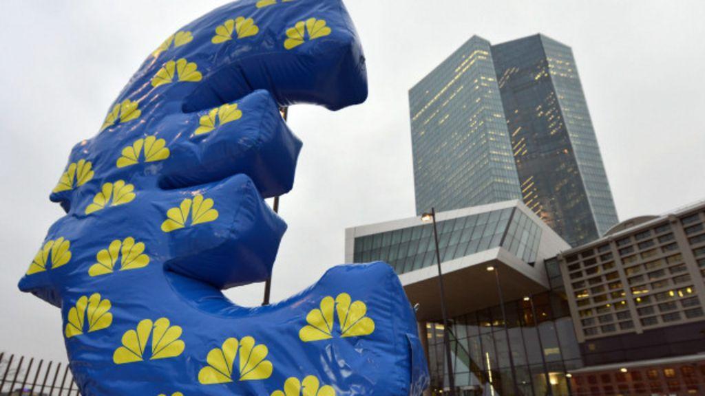 BC europeu lança pacote para estimular economia; entenda - BBC ...
