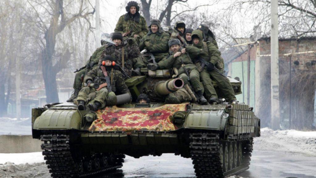 Rebeldes rejeitam negociações de paz e ameaçam ofensiva na ...