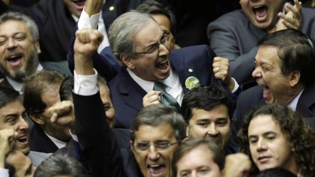 Com vitória de Eduardo Cunha e Lava Jato, Congresso pode ...
